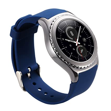 Amazon.com: Valkit for Gear S2 Classic Bands - Silicone ...