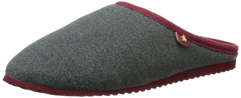 flip flop Homestay fur, Damen Pantoffeln, Schwarz (Black 000), 41 EU
