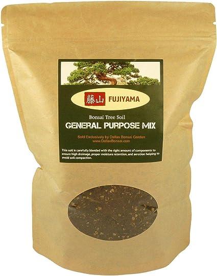 2 Quart Bag Fujiyama Bonsai Soil PM50-2