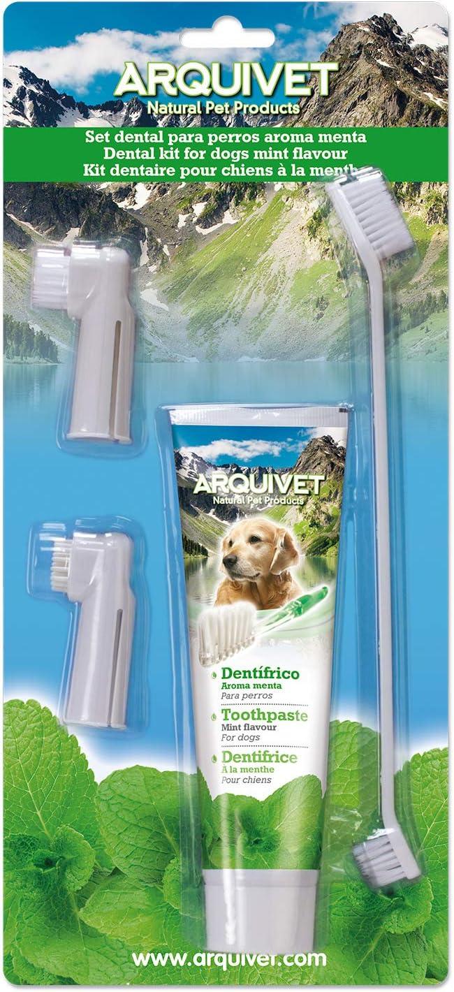 Arquivet 8435117825048 - Set Dental Sabor Menta