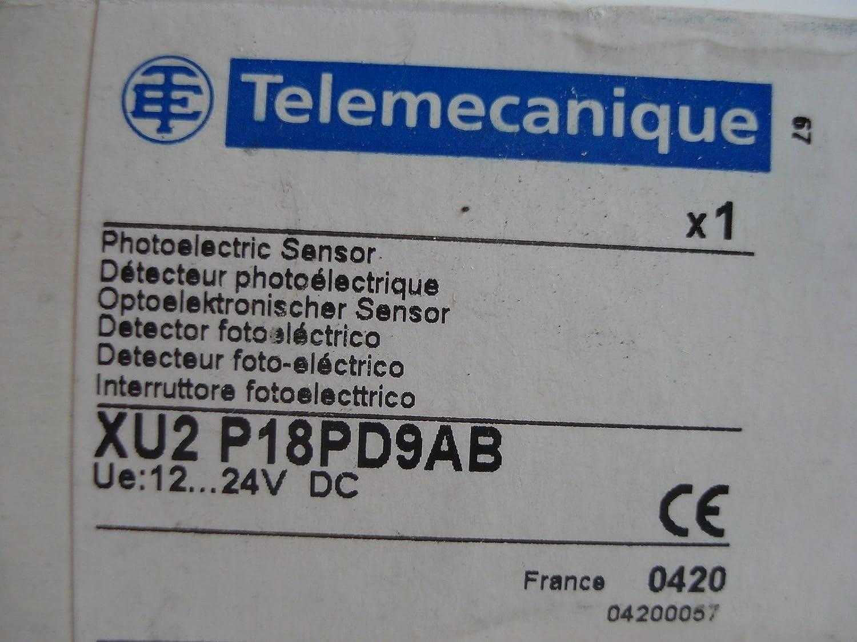 NEW TELEMECANIQUE XU2-P18PD9AB SENSOR XU2P18PD9AB: Amazon.com: Industrial & Scientific