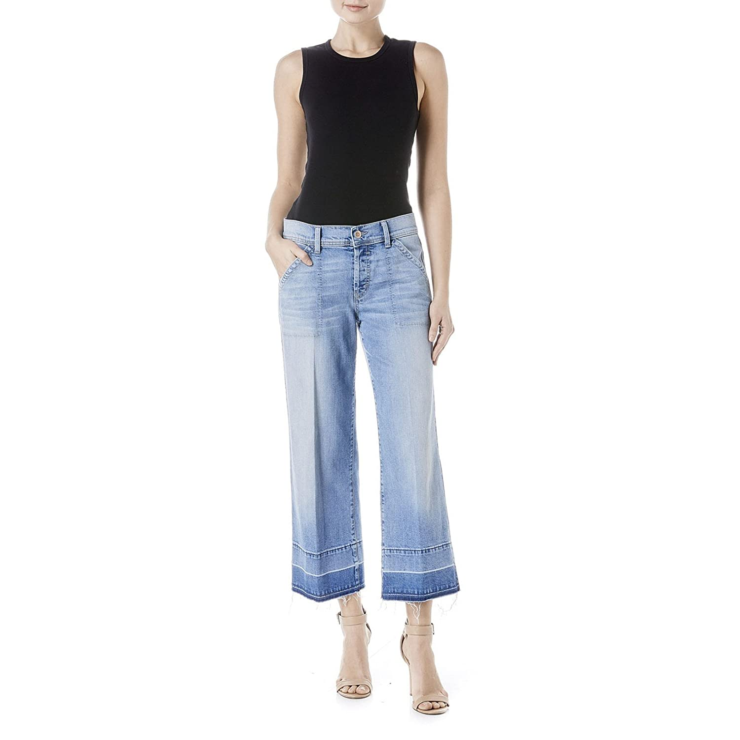 Level 99 Women's Sally Gaucho Jeans