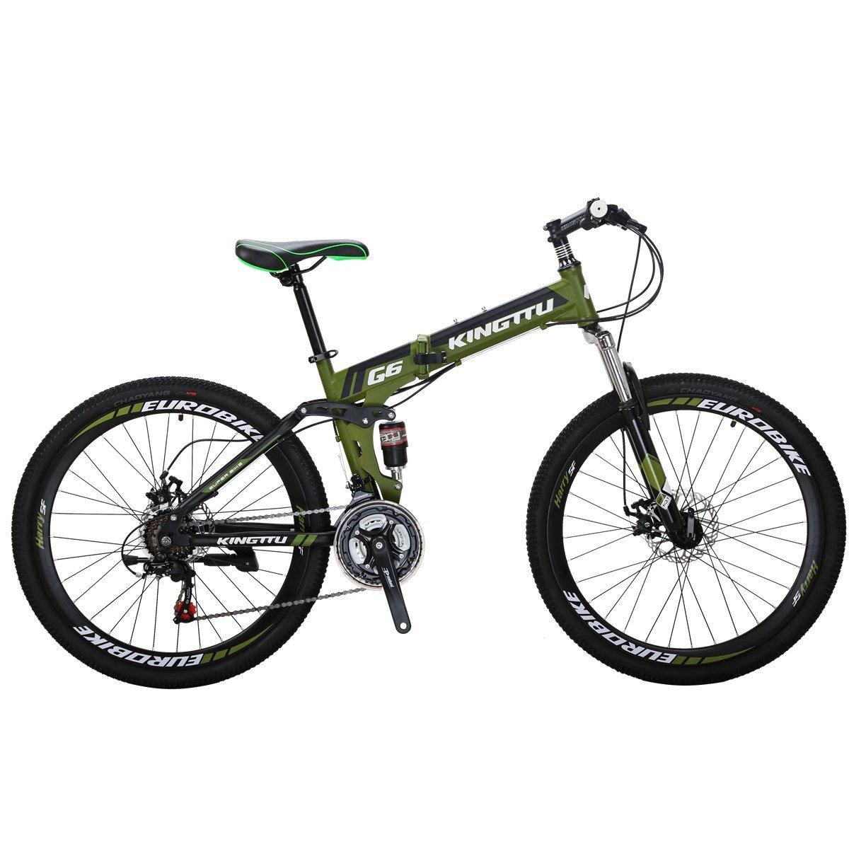 eurobike mountain bike g6 26 u0026quot  21 speed folding bike