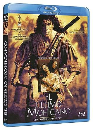 El Último Mohicano [Blu-ray]: Amazon.es: Daniel Day-Lewis ...