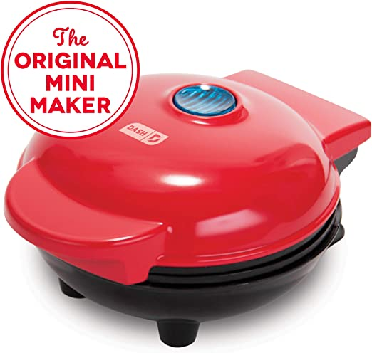 """Burgers Dash DMG8100RD 8"""" Express Electric Round Griddle for ..."""