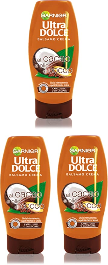 Buy Garnier:Ultra Dolce (Super Sweet) Conditioner with Cocoa