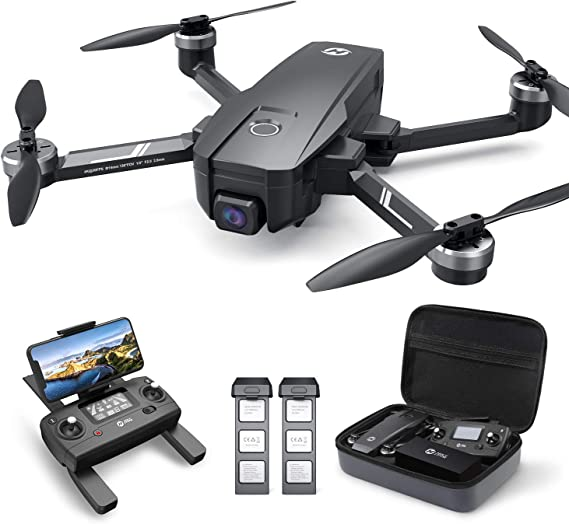 CASE Details about  /Holy Stone HS720 Foldable GPS Drone 2K FHD Camera Brushless FPV Quadcopter