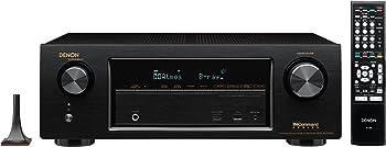 Denon AVR-X1300W 7.2 Ch. 4K Ultra HD A/V Receiver