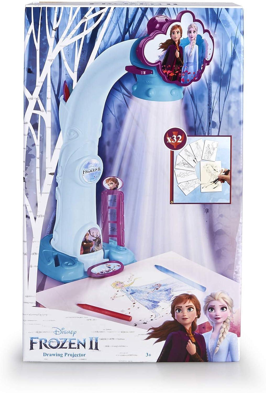 Magic Artist - Proyector de Frozen 2 para Dibujar y Pintar ...