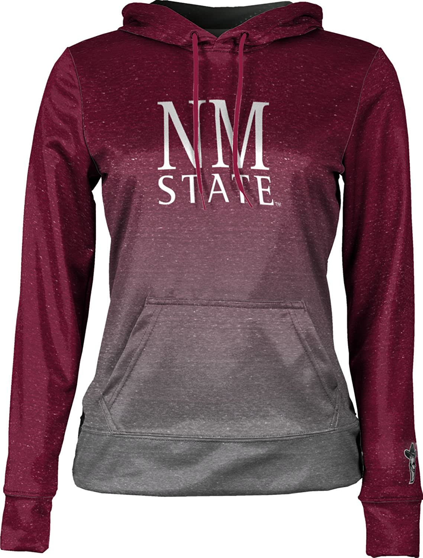Gradient School Spirit Sweatshirt ProSphere New Mexico State University Girls Zipper Hoodie