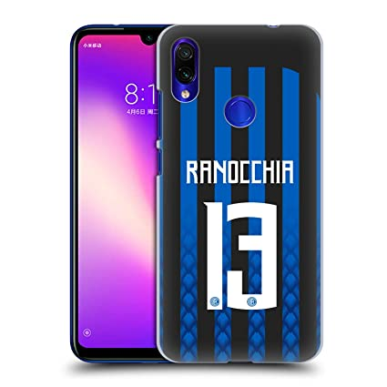 Amazon.com: Official Inter Milan Andrea Ranocchia 2018/19 ...