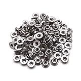 Sydien Metric M4 Stainless Steel Hex Flange Nut