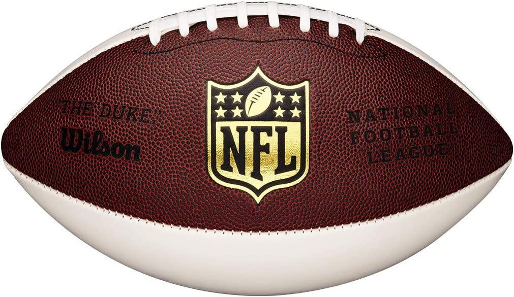 Wilson NFL Mini Autograph Football : Sports Related Collectible Footballs : Sports & Outdoors
