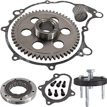 New Yamaha Kodiak 450 03~06 400 02~06 Starter Clutch Gear Gasket Flywheel puller
