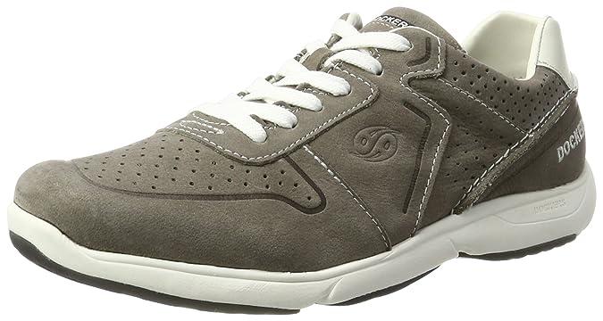 Mens 40ml001-300200 Chaussures Bas-top, 6 Dockers Par Gerli