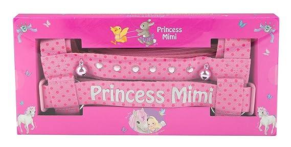 Princess Mimi 6797 - Aufzäumgurte, pink