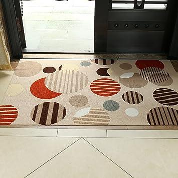 Carpet Doormat Door Door Mats Water Absorption Door Mat Non Slip Mats  [hall] Slim Cushion F 100x200cm(39x79inch): Amazon.co.uk: Kitchen U0026 Home