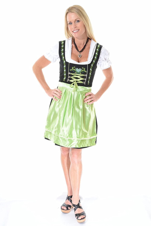 Amazon.com: OKTOBERFEST Dirndl Dirndl verde para la venta ...