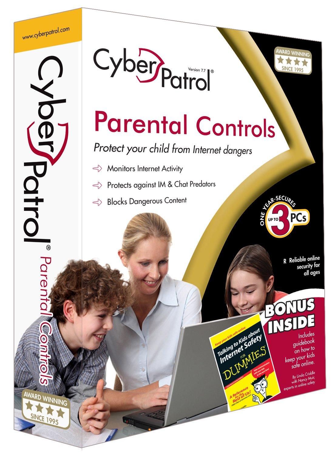 CyberPatrol Parental Controls 7.7 by CyberPatrol