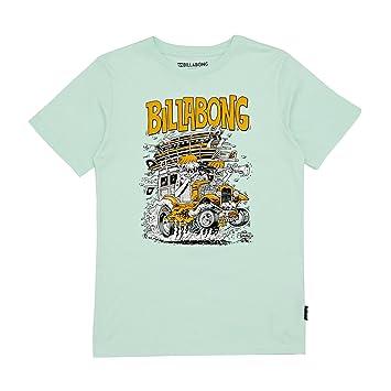 BILLABONG Woody Trip SS Camiseta, Niños: Amazon.es: Deportes y aire libre