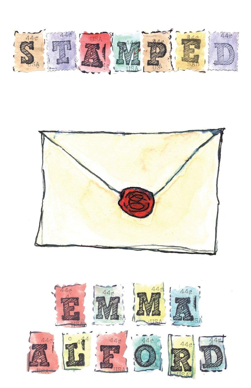Image result for stamped emma alford