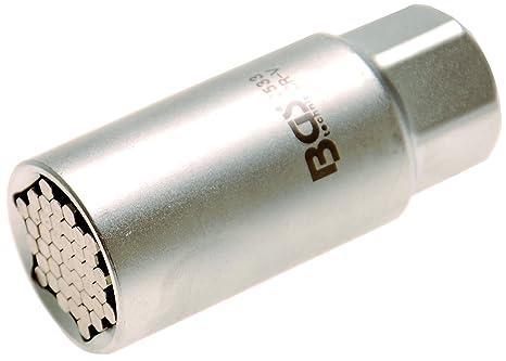"""BGS 2533 Multi Einsatz Universal Nuss Multischlüssel Steckschlüssel 3//8/"""" 9-21 mm"""