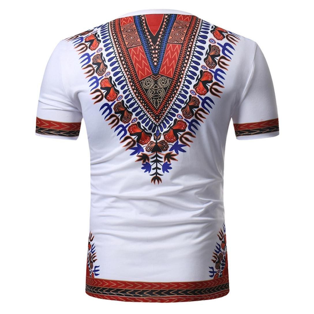Amazon Caopixx Cheap Shirts For Men Summer Casual African Print