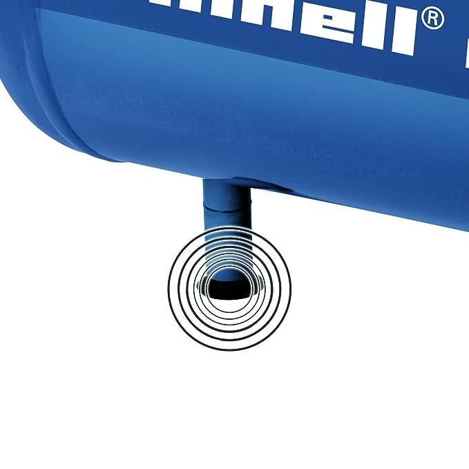 Einhell - Compresor de aire sin aceite (24 L): Amazon.es: Bricolaje y herramientas