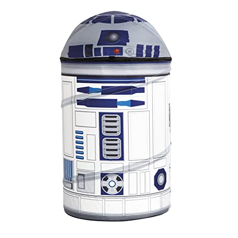Star Wars R2D2 Pop Up Storage Bin  sc 1 st  Amazon.com & Amazon.com: Star Wars R2D2 Pop Up Storage Bin: Kitchen u0026 Dining