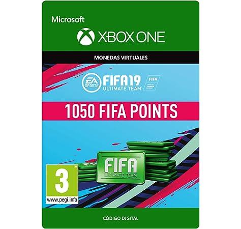 FIFA 19: Ultimate Team Fifa Points 2200 | Xbox One - Código de ...