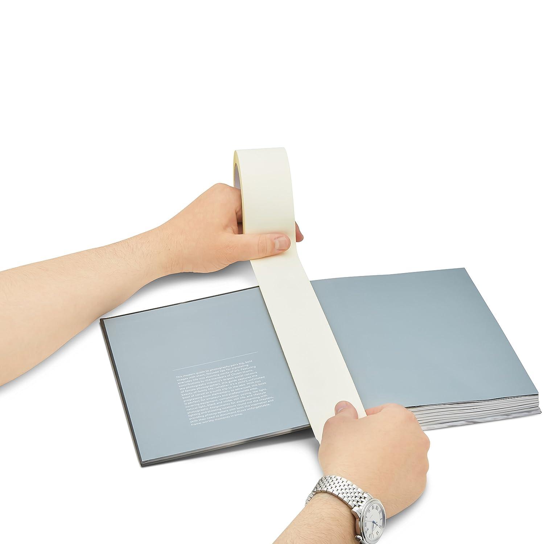 Amazon.com: Bookbinding Tape, White Cloth Book Repair Tape for ...