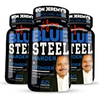 Ron Jeremy's Blue Steel Men's Formula Private Label Series - 3 Bottles