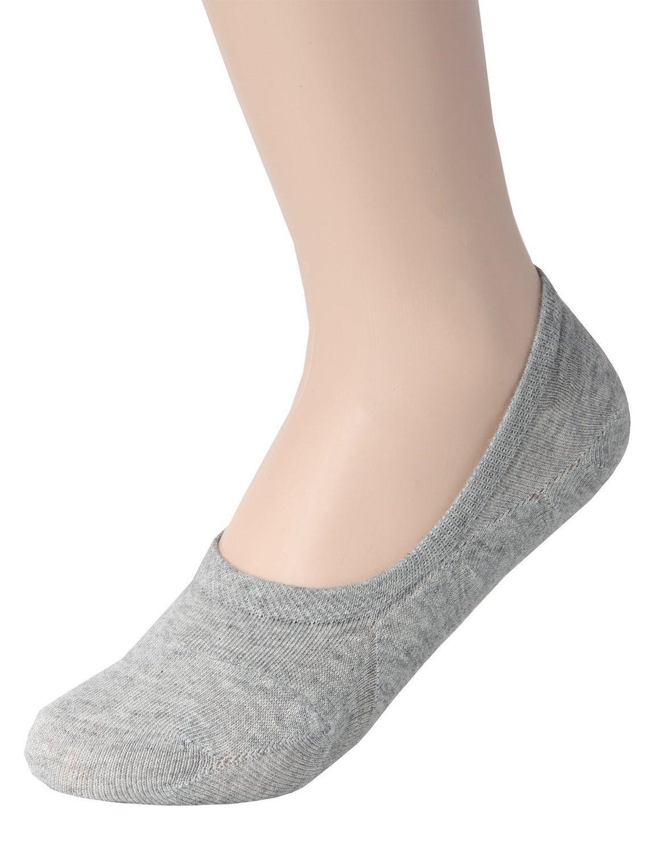 Zando PANTS レディース B01J1MM4BU 10-12 / Shoe: 10-13 S 1 Pair Gray