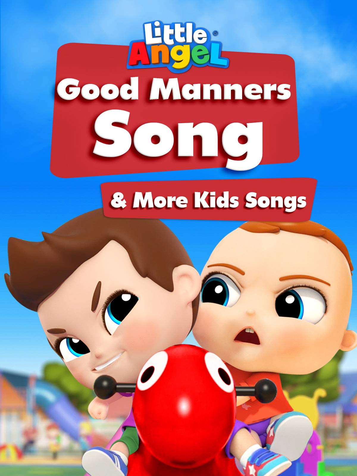 Good Manners Song on Amazon Prime Video UK