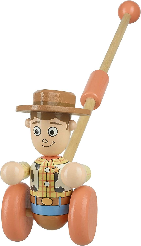 Orange Tree Toys Toy Story Woody Boxed Push Along