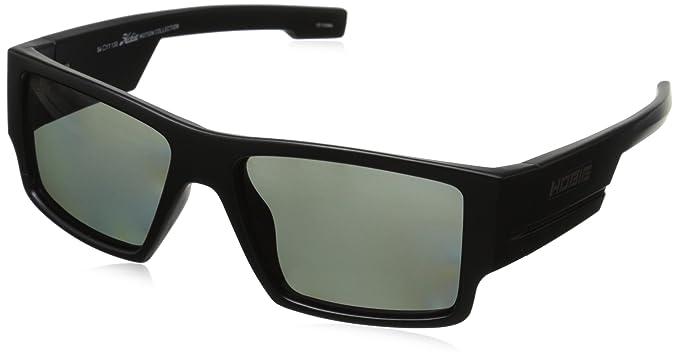 ce5ac06fa35 Amazon.com  Hobie Men s Dax Polarized Rectangular Sunglasses