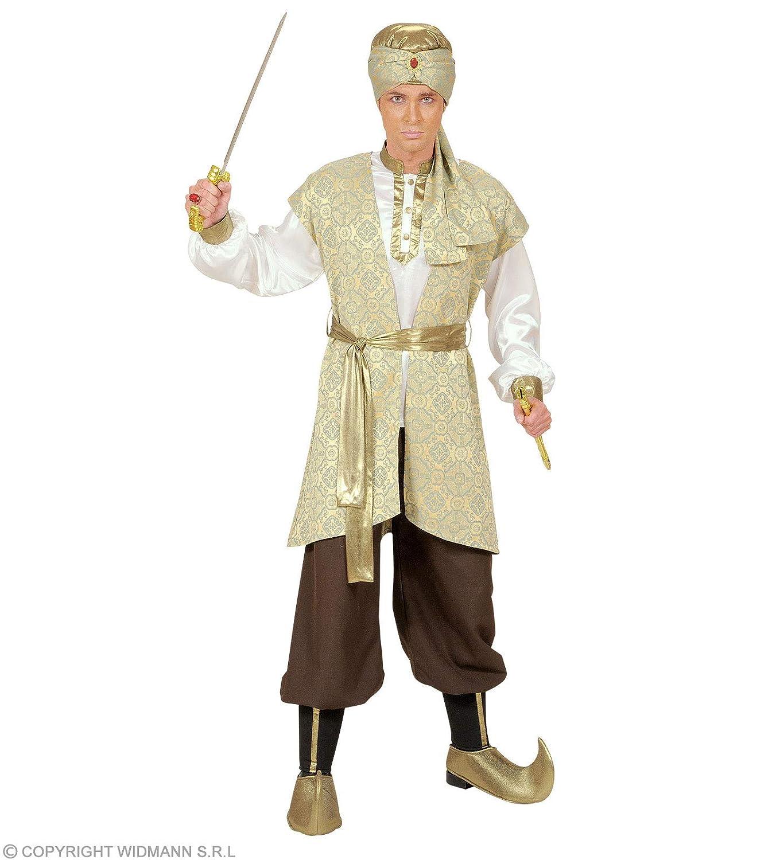 S Widmann wid90391 – Kostüm für Erwachsene Prince of Persia, mehrfarbig, S