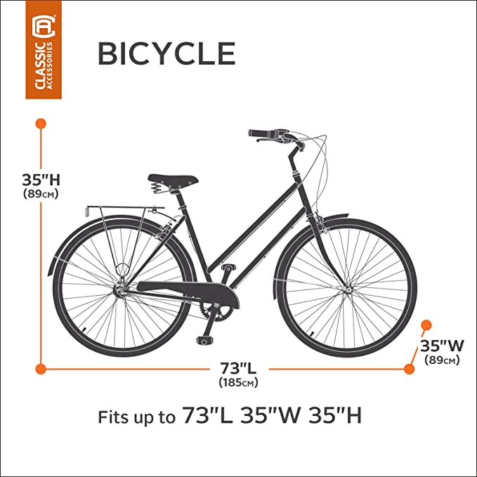 Amazon.com: Atrium Cubierta para bicicleta, Completo, Verde ...