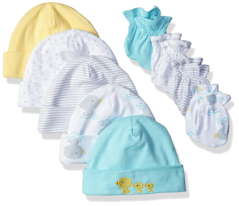 Amazon Gerber Uni Baby Newborn Bears Caps and Mitten