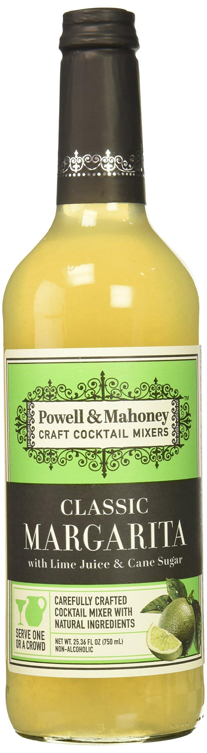 Powell & Mahoney Margarita Vintage Original Cocktail Mixer - 750 ml