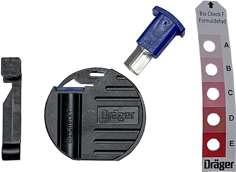Dräger Bio-Check F - Medidor de calidad del aire en ...