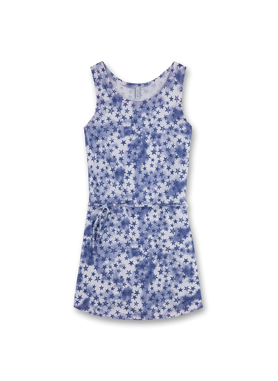Sanetta Vestito Bambina Sanetta 440394 Blau (Viola Blue 5846) 116 cm
