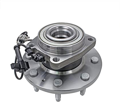 Note: Classic Style Models 4WD, RWD 2002 fits GMC Sierra 2500 HD Front Wheel Bearing and Hub Assembly One Bearing Included with Two Years Warranty