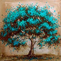 5D Diamond Painting, Meisjun DIY Diamond Tree Embroidery Rhinestone Painting Cross Stitch Stamped Kits by Number Kits Art Home Wall Decor