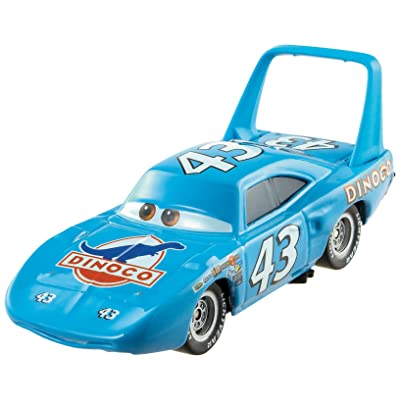 Disney/Pixar Cars The King Diecast Vehicle, 1:55 Scale: Toys & Games