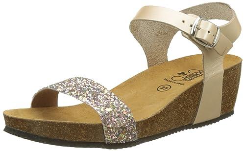 Le Temps des Cerises Astrid amazon-shoes beige Estate El Envío Libre De Las Imágenes GHLD495