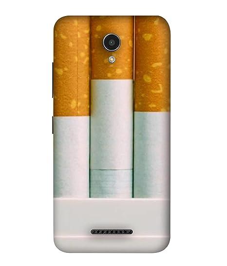 timeless design 1c29f c09f3 Printvisa Lenovo Vibe B Back Cover Bunch of Cigarettes: Amazon.in ...
