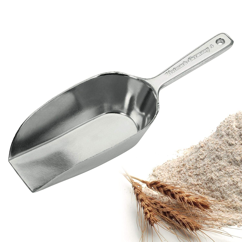 Westmark 91012291 Hygia Pelle de Cuisine Aluminium Argent 37 ml