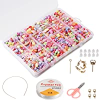 Los niños DIY Set de perlas (500 unids)