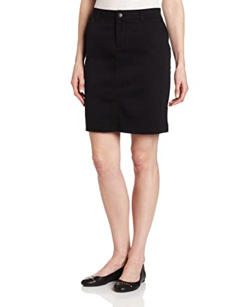 5554e914e6 Dickies Women's Genuine Straight Stretch Twill Skirt at Amazon Women's  Clothing store: Cotton Skirts